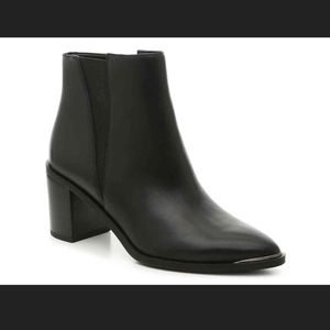 Franco Sarto leather boots 6.5